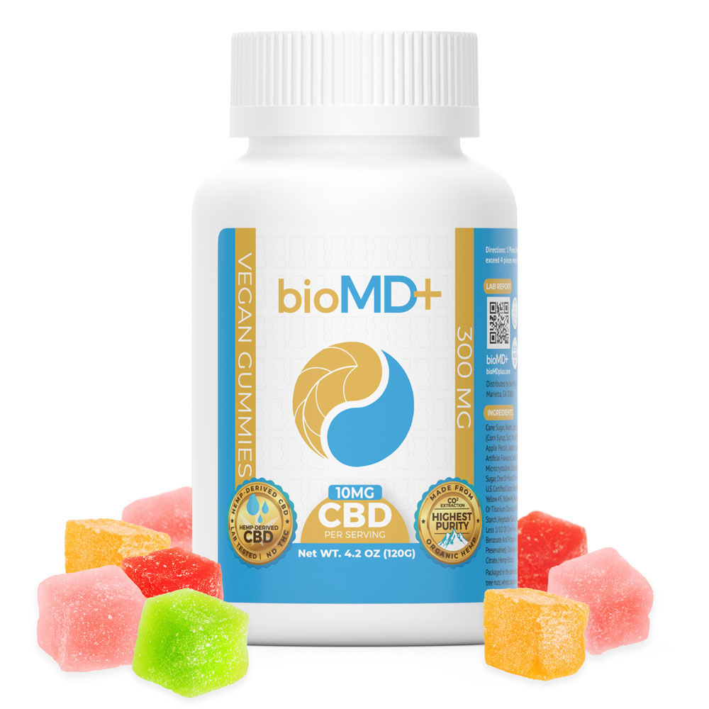 Vegan CBD Gummies 300MG